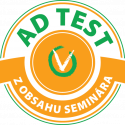 AD TEST- AESCULAP JESEŇ 2019